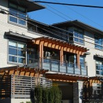 Dundarave Village Point, an accessible design project designed by Karl Gustavson Architect based in West Vancouver, Canada.