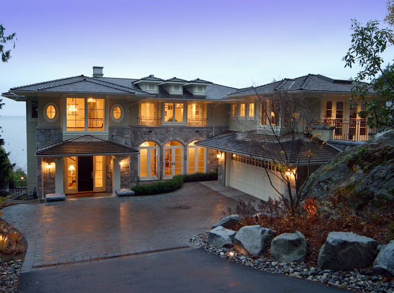 Eagle Harbour Home