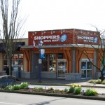 A commercial architecture design project designed by Karl Gustavson Architect based in West Vancouver, Canada.