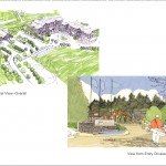 Sechelt Golf Resort, a golf resort project designed by Karl Gustavson Architect based in West Vancouver, Canada.